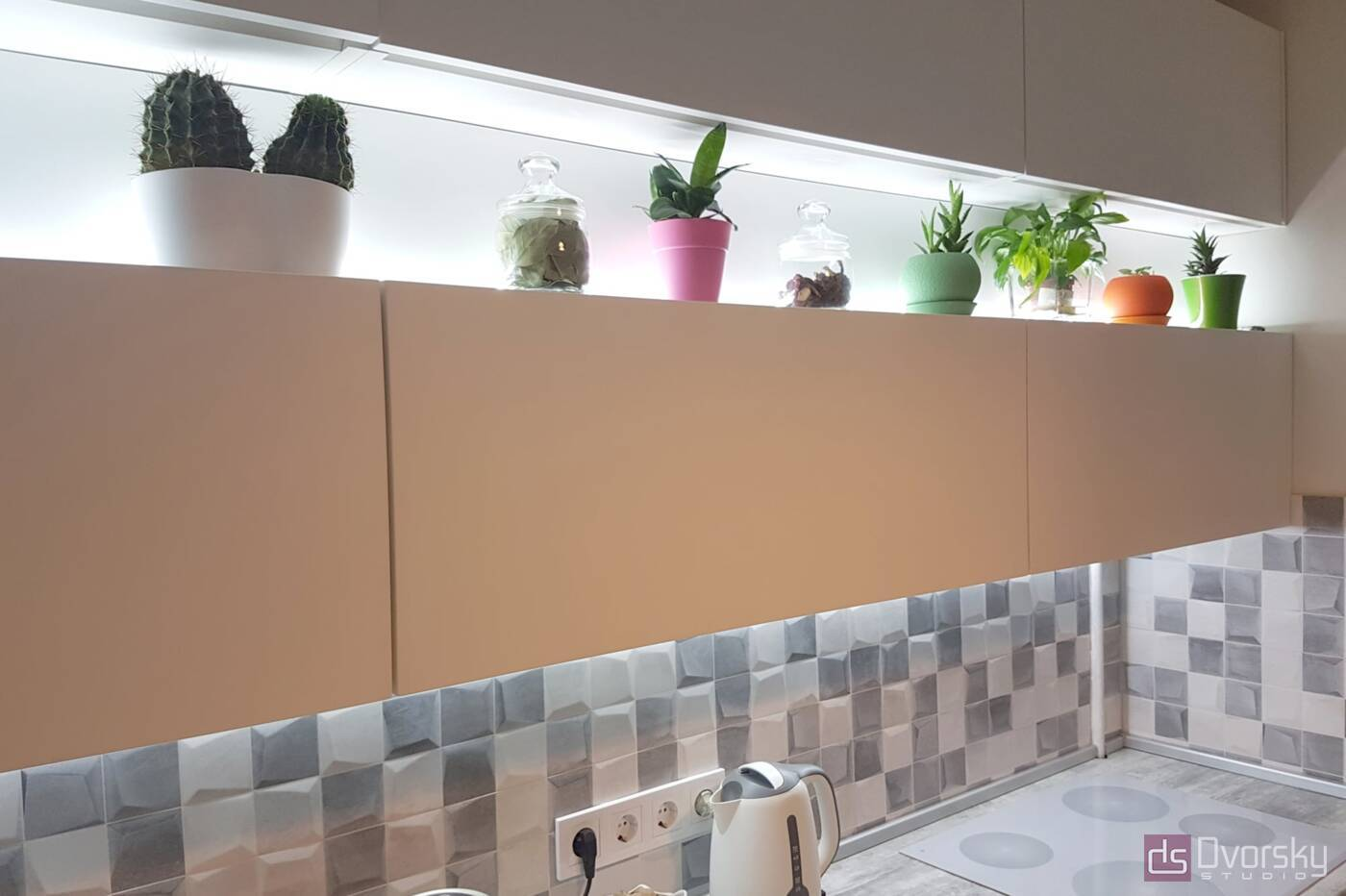 Прямі кухні Кухня