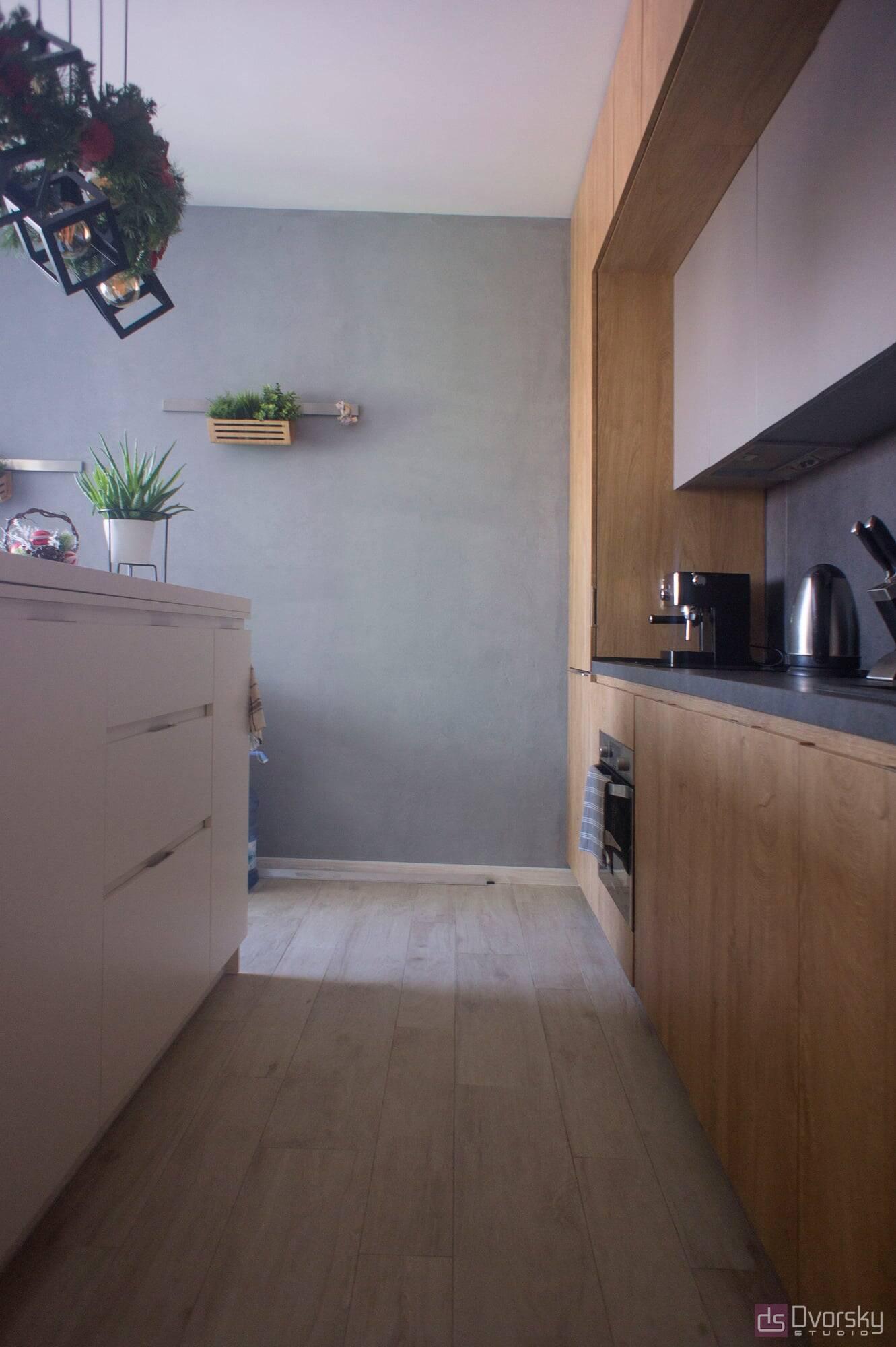 Острівні кухні Кухня Arpa синій колір - Фото № 6