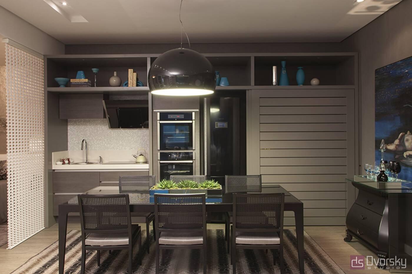 Прямые кухни Кухня-трансформер - Фото № 2