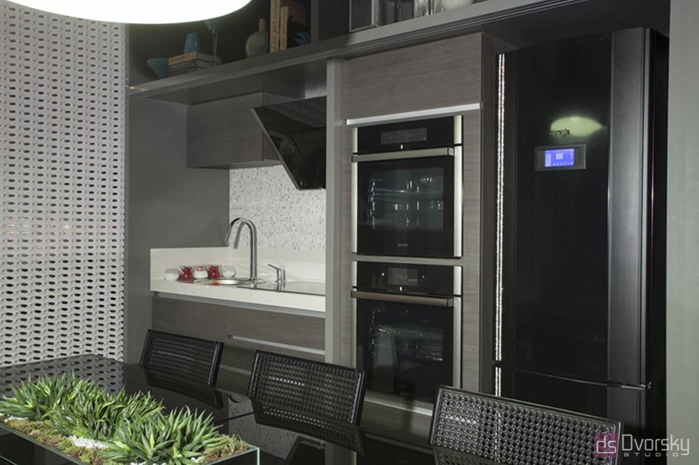 Прямые кухни Кухня-трансформер - Фото № 3