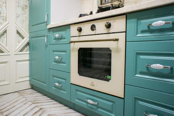Фото дорогих фасадов кухни