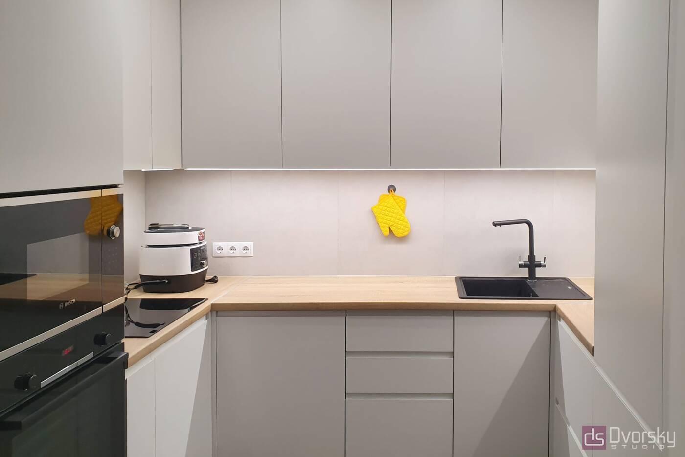 П - образные кухни Кухня
