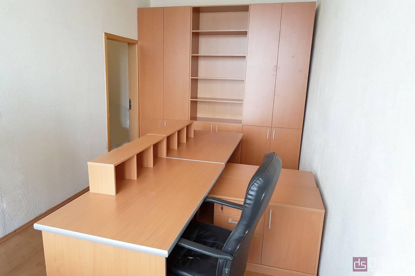 Офисная мебель Офисный стол цвета бук - Фото № 2