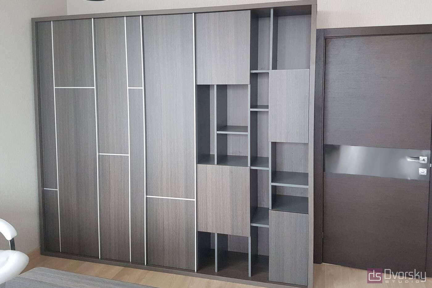 Офисная мебель Шкаф в кабинет руководителя - Фото № 1