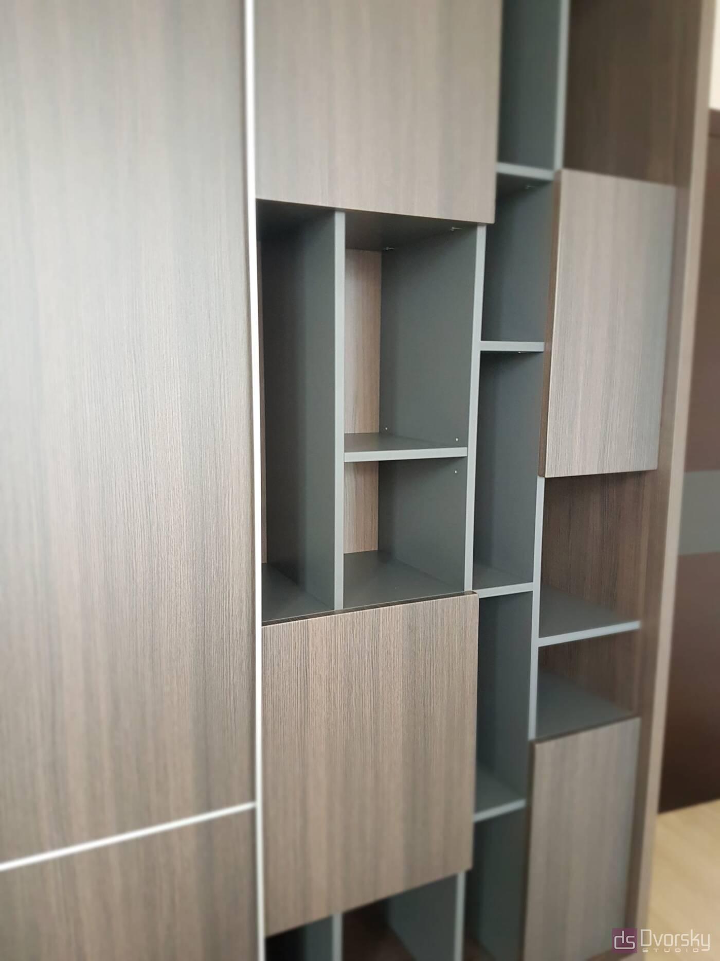 Офисная мебель Шкаф в кабинет руководителя - Фото № 2
