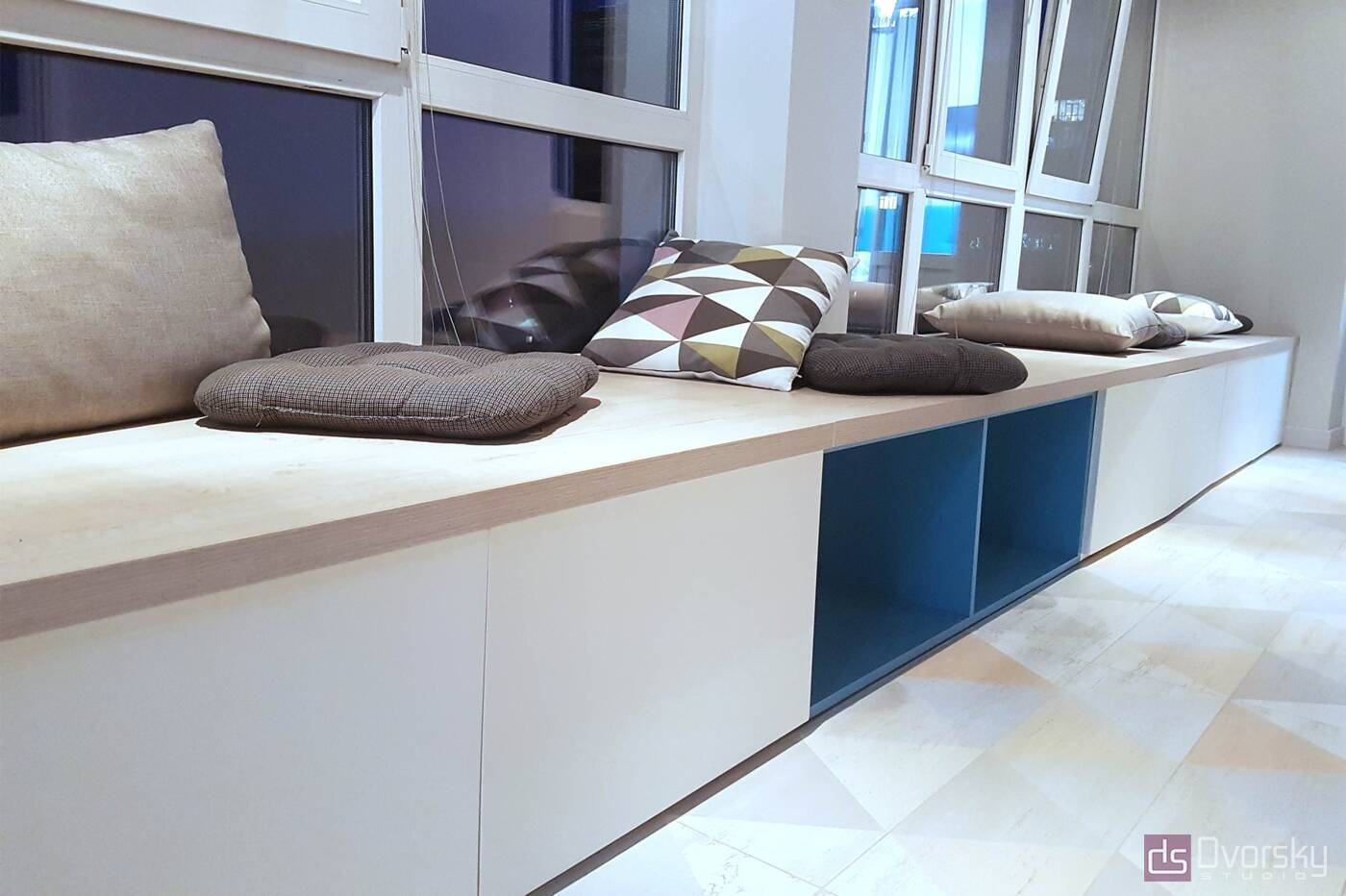 Мебель на балкон Тумбы для лоджии - Фото № 1