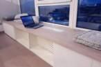 Меблі на балкон Затишний балкон у вікна - Фото № 1