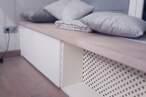 Меблі на балкон Затишний балкон у вікна - Фото № 3