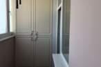 Меблі на балкон Балкон з шафою - Фото № 1