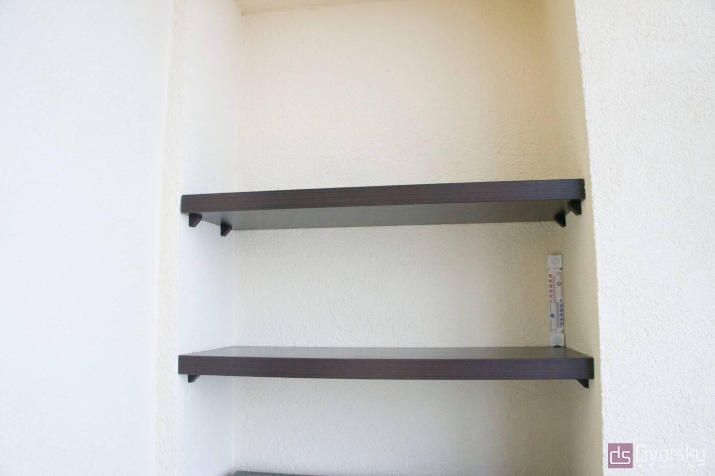 Меблі на балкон Тумба з полками для балкона - Фото № 3