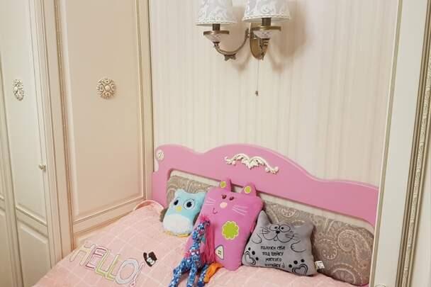 Дитячі меблі для принцеси