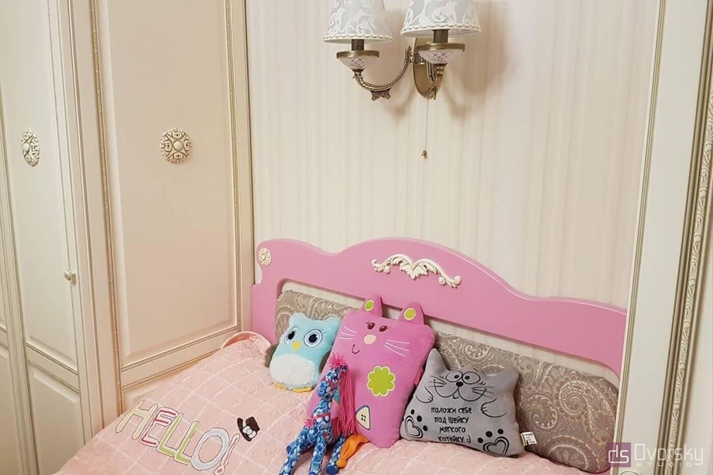 Детские Детская мебель для принцессы - Фото № 1