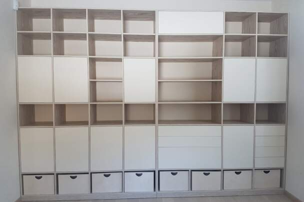 Фото шкафа для всех игрушек