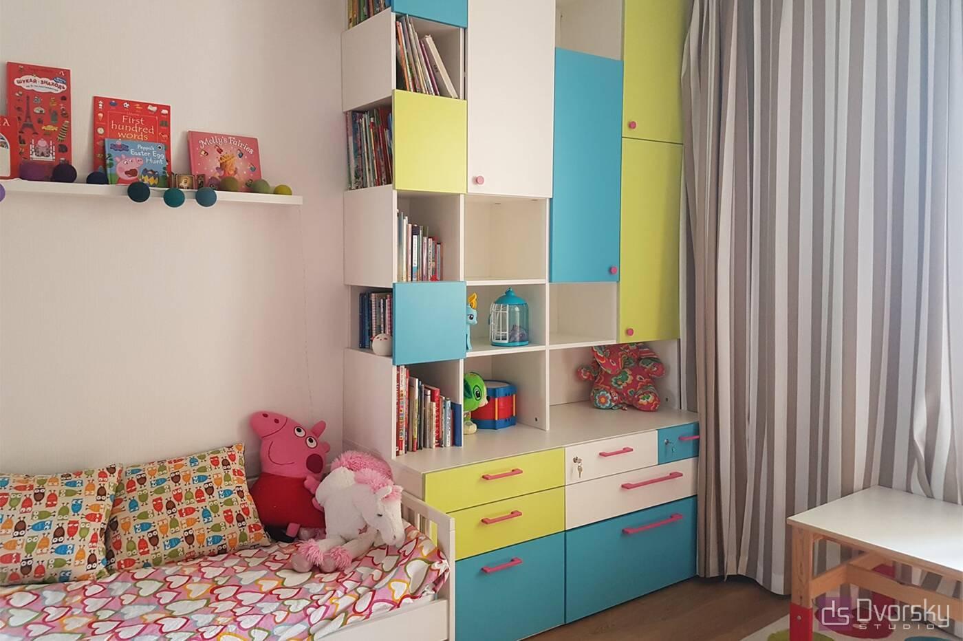 Детские Шкаф для детской - Фото № 1