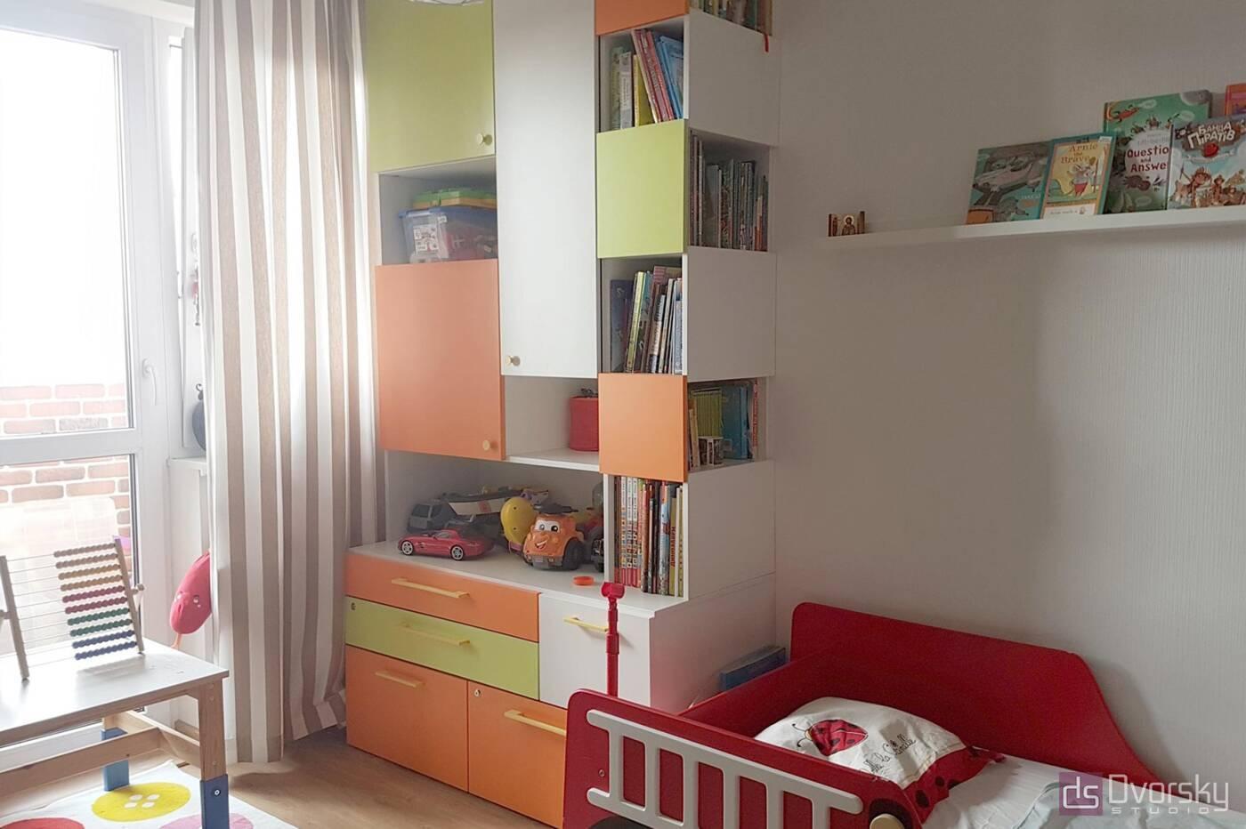 Детские Шкаф для детской - Фото № 2