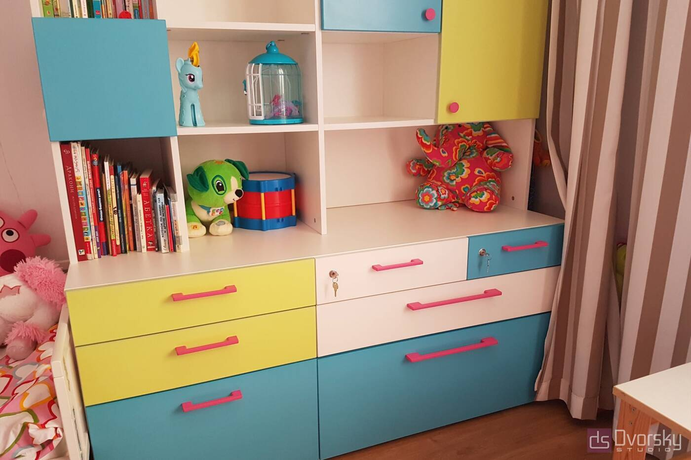 Детские Шкаф для детской - Фото № 4