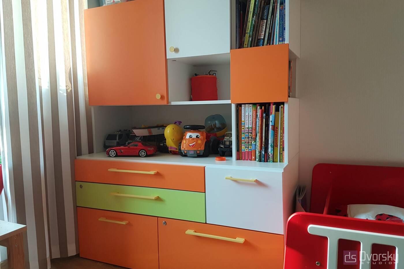Детские Шкаф для детской - Фото № 5