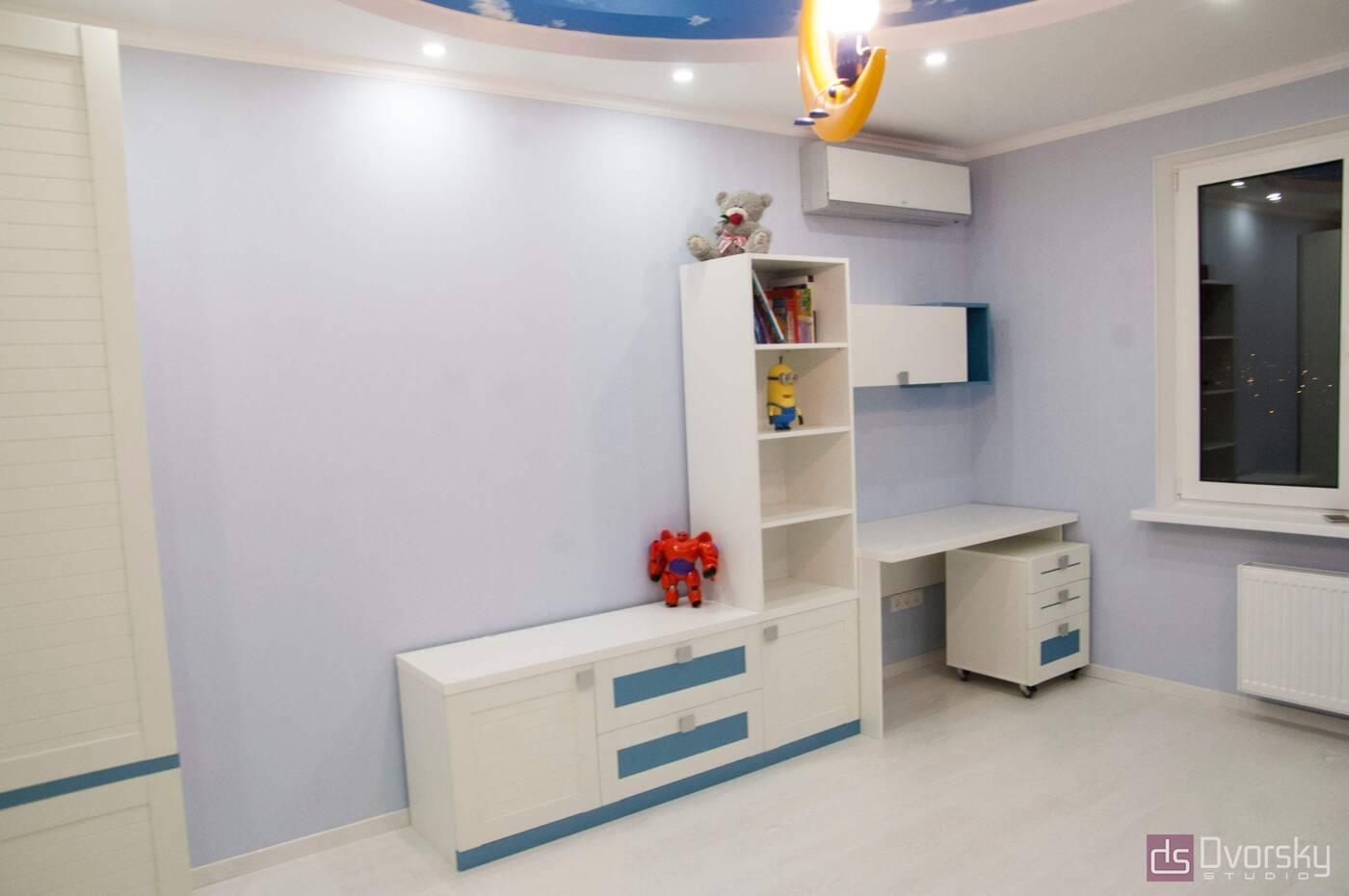 Детские Комплект детской мебели - Фото № 1