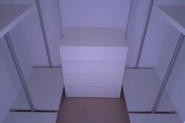 Зручна гардеробна система