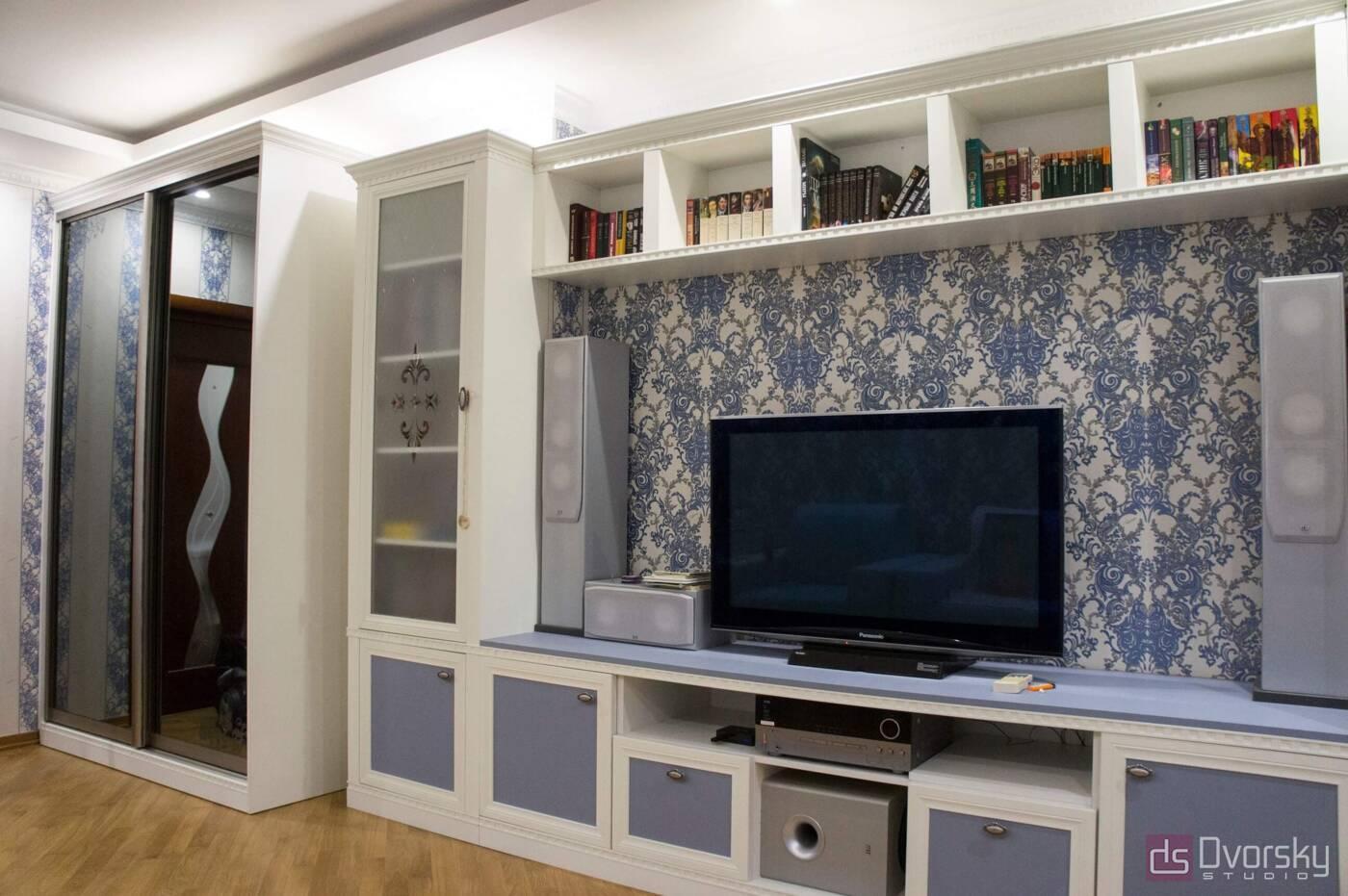Гостиная Классическая гостиная - Фото № 3