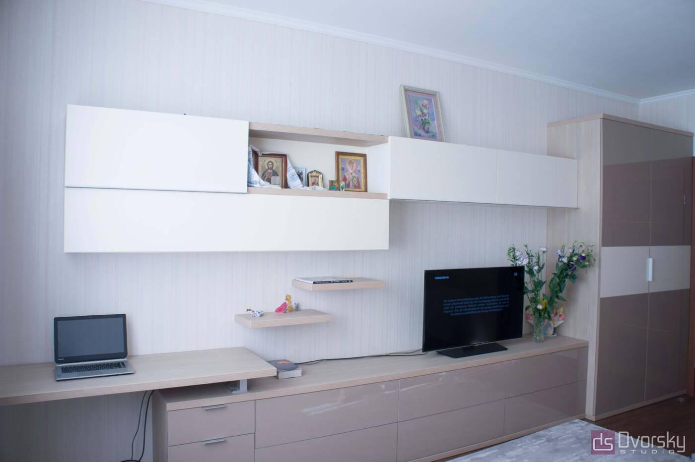 Гостиная Мебельная стенка для гостиной - Фото № 1