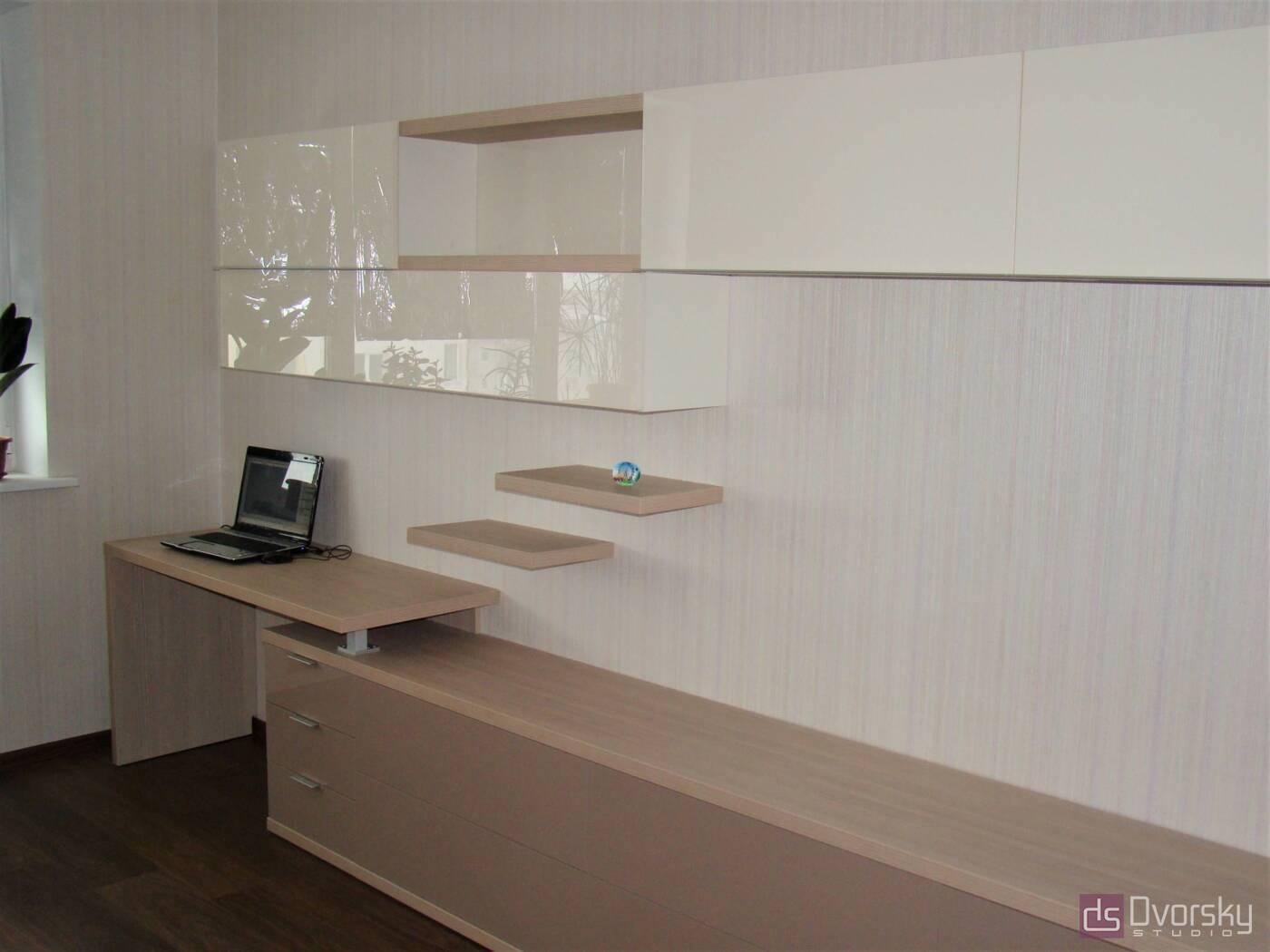 Гостиная Мебельная стенка для гостиной - Фото № 2