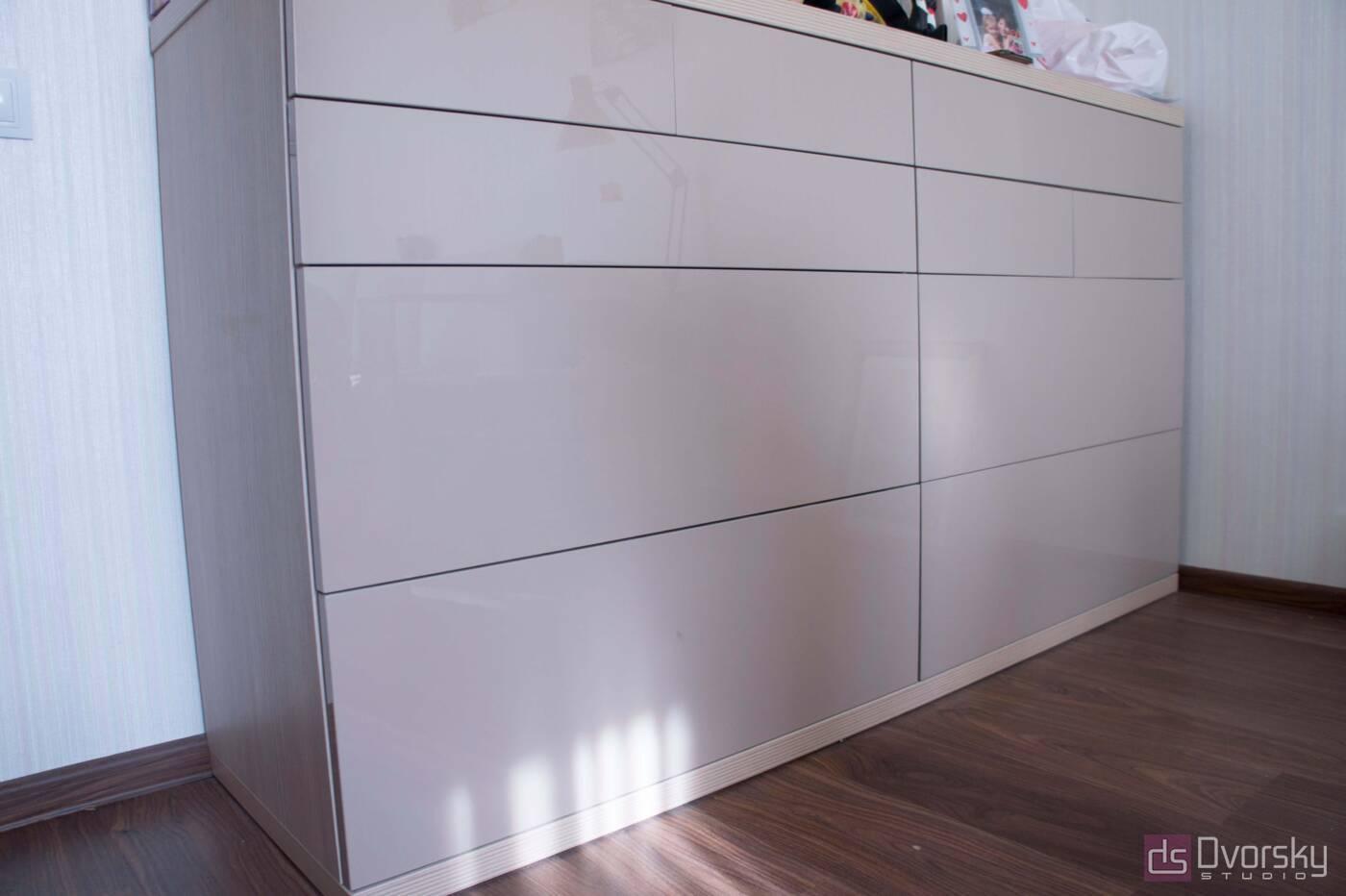 Гостиная Мебельная стенка для гостиной - Фото № 5