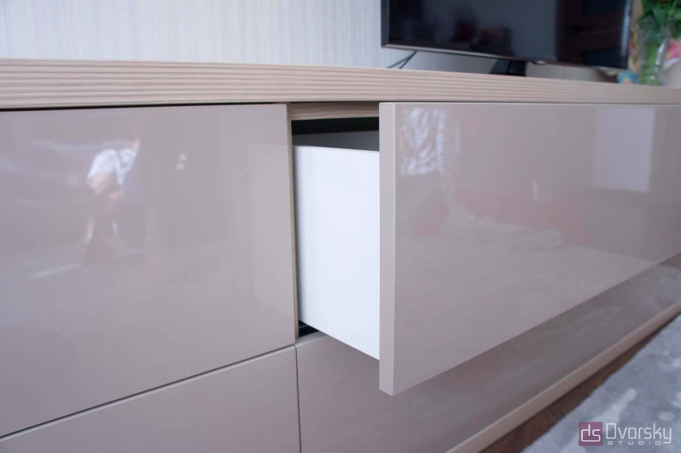 Гостиная Мебельная стенка для гостиной - Фото № 6