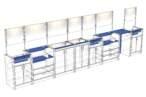 Торгівельні меблі Стійка для ліків - Фото № 3