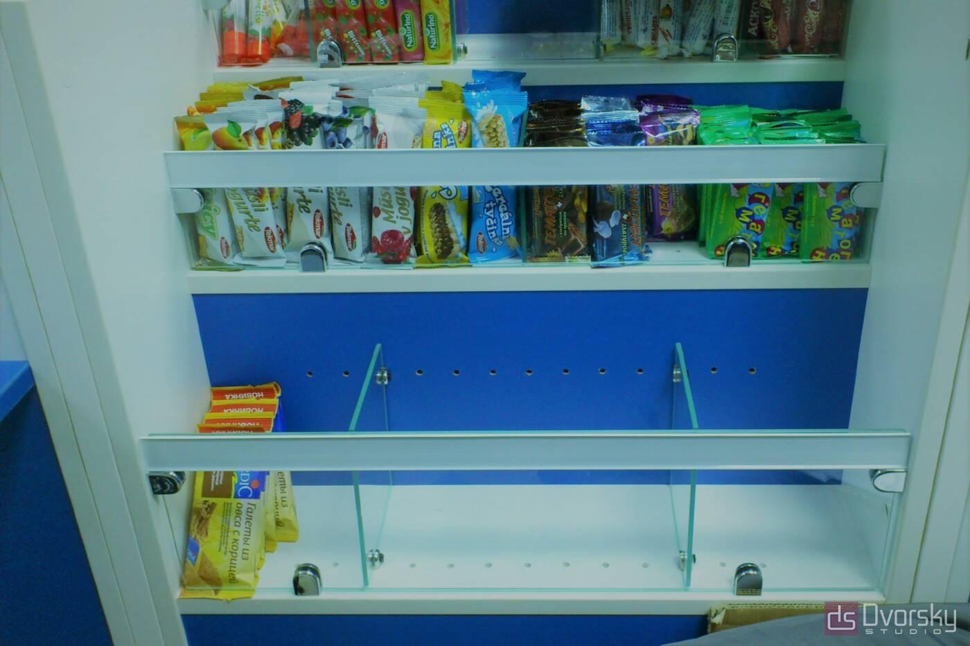 Торгівельні меблі Стійка для ліків - Фото № 7
