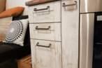 Кутові кухні Кухня в стилі Лофт - Фото № 5