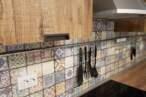 Кутові кухні Кухня в стилі Лофт - Фото № 7