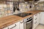 Кутові кухні Кухня в стилі Лофт - Фото № 3