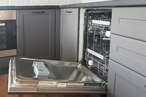 Кутові кухні Графітова кухня - Фото № 2