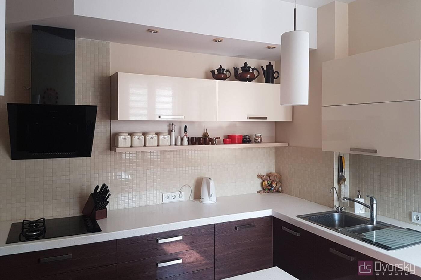 Островные кухни Кухня модерн - Фото № 3