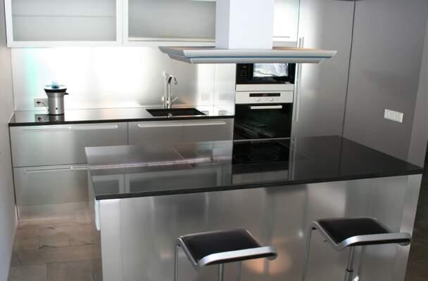 Алюмінієва кухня