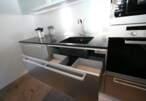 Островные кухни Алюминиевая кухня - Фото № 3