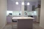 Острівні кухні Кухня з глибокими модулями - Фото № 2
