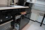 П - образні кухні Кухня-студія - Фото № 4