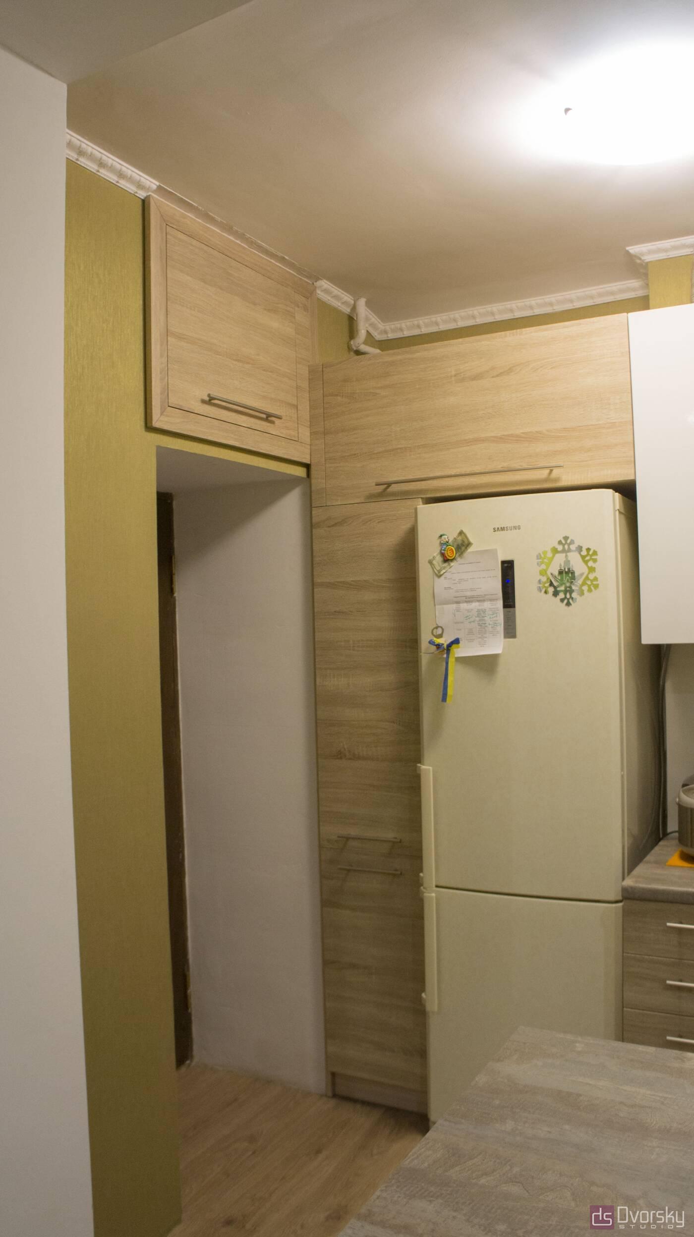 П - образные кухни Кухня с барной стойкой - Фото № 5