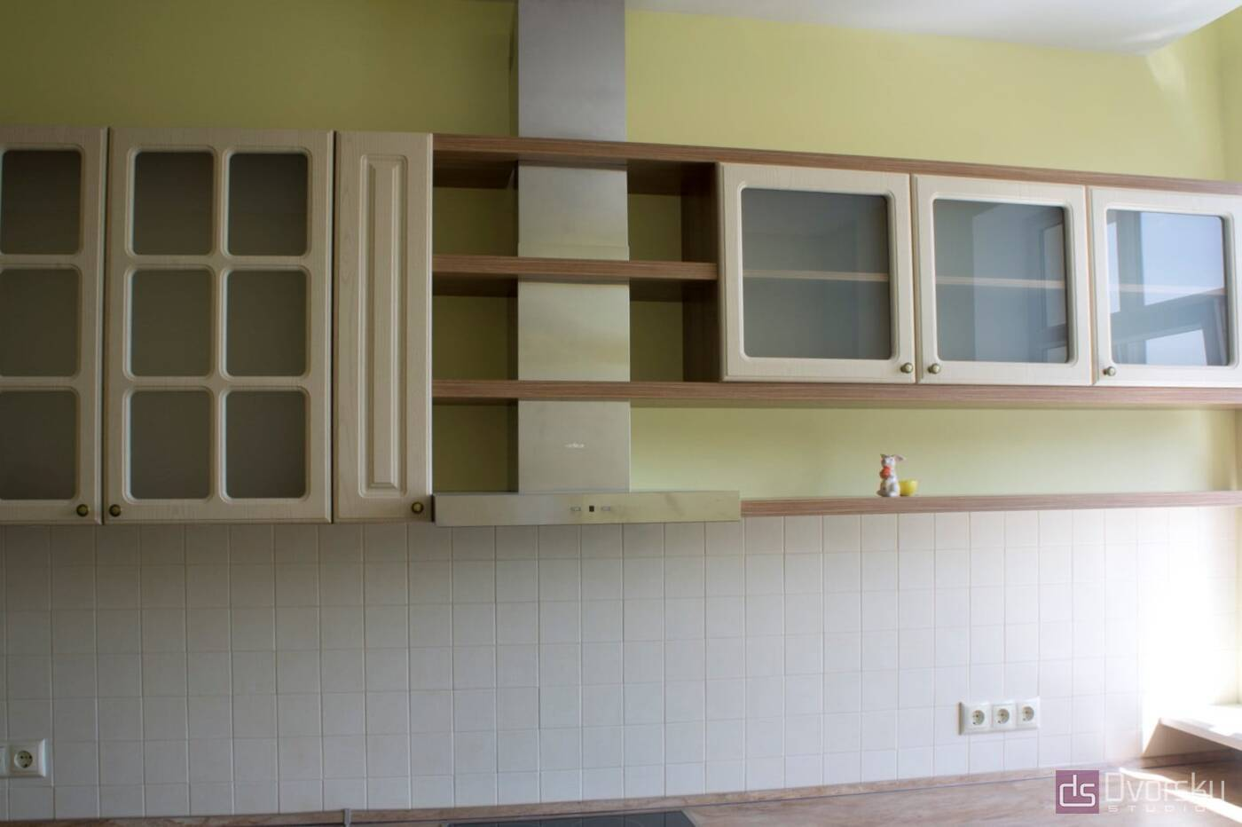 Прямые кухни Кухня в стиле Прованс - Фото № 2