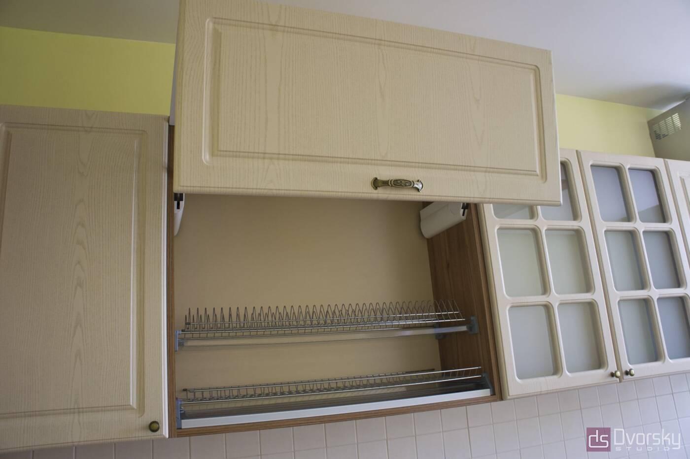 Прямые кухни Кухня в стиле Прованс - Фото № 5