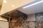 Прямі кухні Кухня в марокканському стилі - Фото № 5