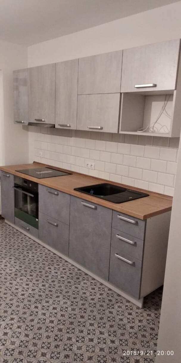 Кухня Smart с сервантом