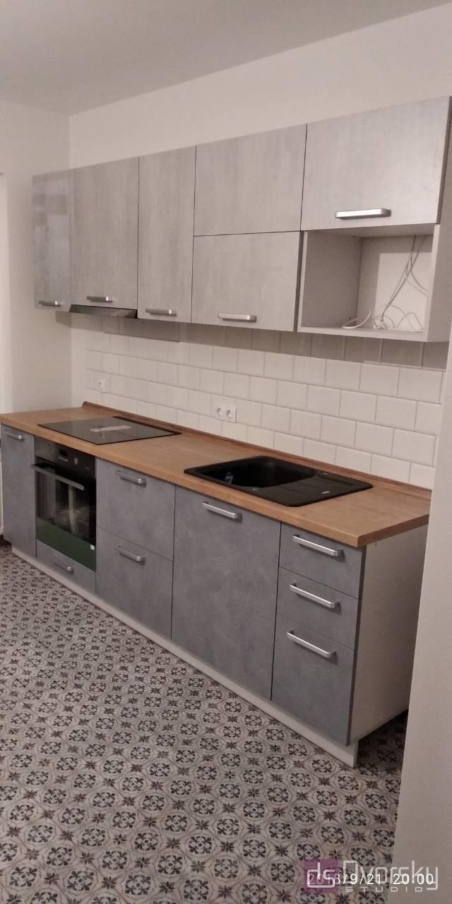 Смарт кухни Кухня Smart с сервантом - Фото № 1