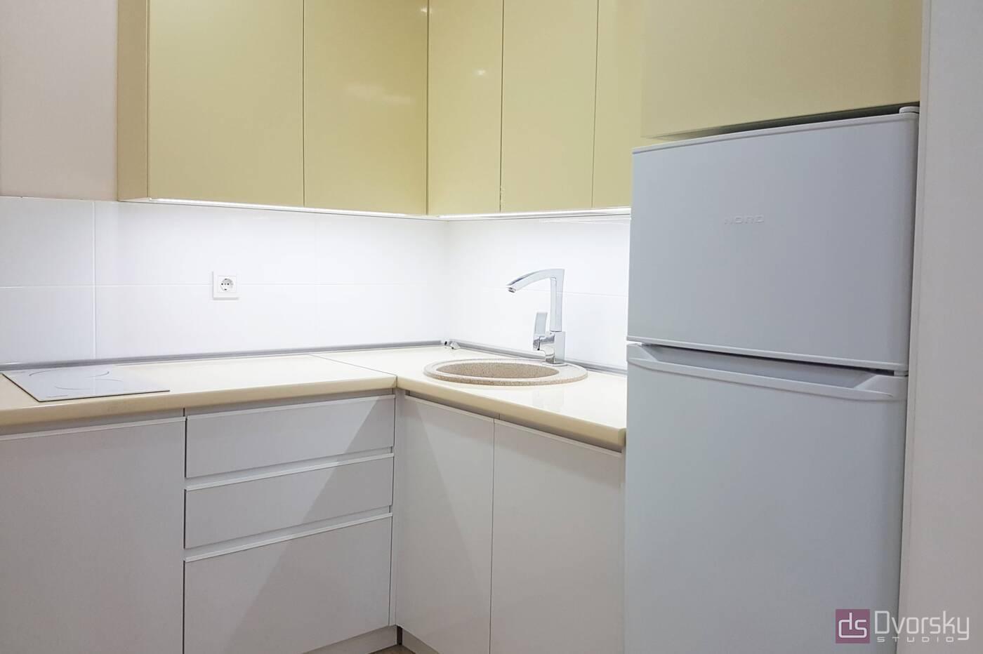 Угловые кухни Солнечная кухня - Фото № 1