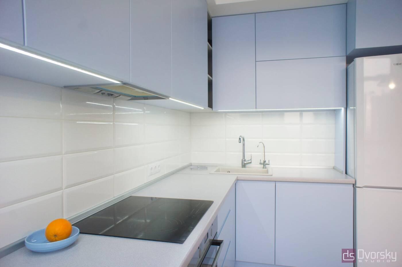 Угловые кухни Кухня