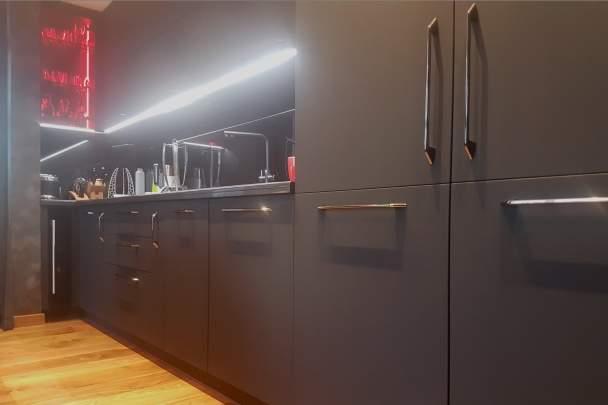 "Кухня ""Soft Touch"""