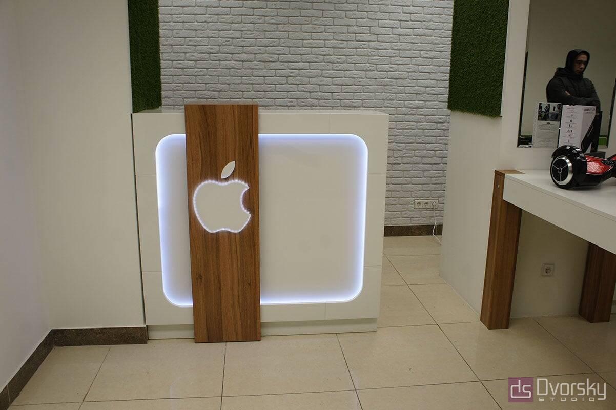 Торговая мебель Стойка администратора - Фото № 2
