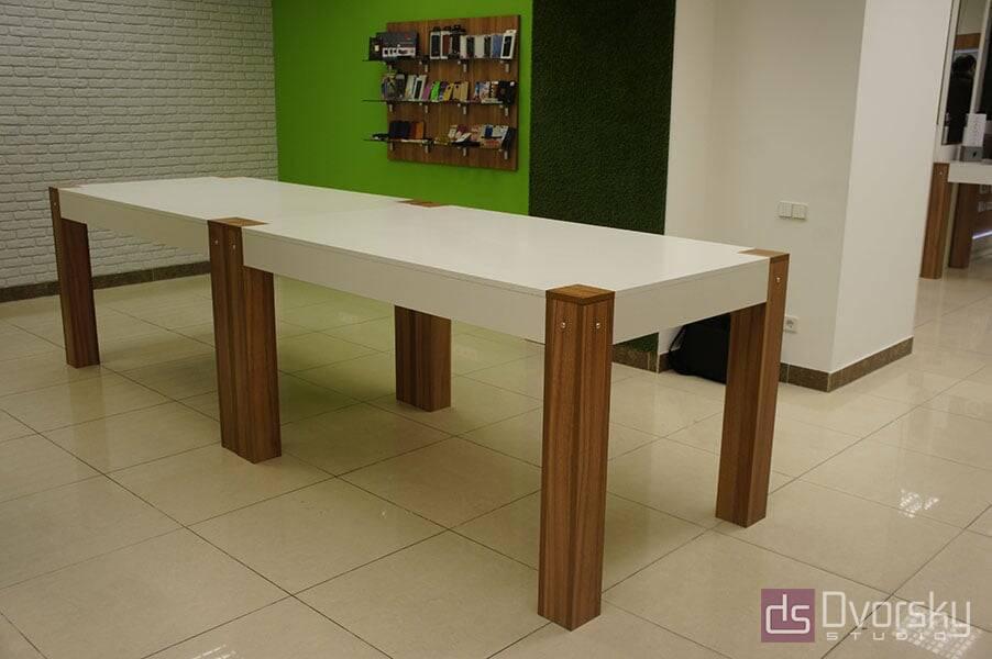 Торговая мебель Стойка администратора - Фото № 3